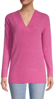 Saks Fifth Avenue Cashmere Tunic Sweater