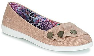 Blowfish Malibu TUCIA women's Shoes (Pumps / Ballerinas) in Pink