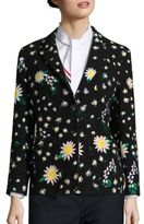 Thom Browne Lily Of The Valley Blazer