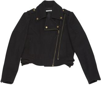 N. Maria Luisa \N Black Wool Jackets