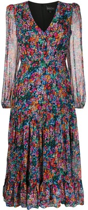 Saloni Floral Day Dress