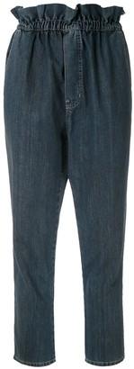 Framed Calca jeans cropped