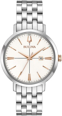 Bulova Women's Aerojet Bracelet Watch, 35mm