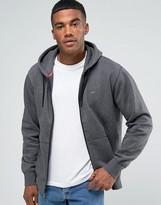 Polo Ralph Lauren Logo Zip Through Hoodie in Gray
