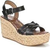 Sam Edelman Darline Leather Wedge Sandal