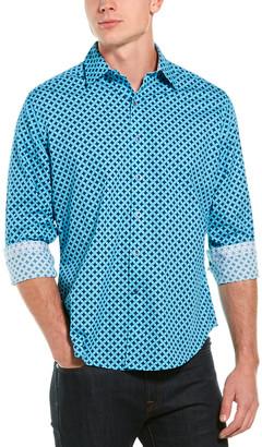 Robert Graham Kershaw Woven Shirt