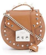 SALAR Women's Carol Ring Bag Marrone