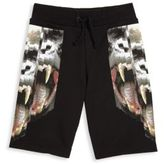 Marcelo Burlon County of Milan Toddler's, Little Boy's & Boy's Animal Graphic Print Shorts