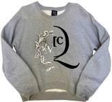 McQ Grey Cotton Knitwear for Women
