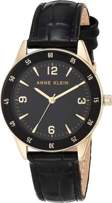 Anne Klein Dress Watch (Model: AK/3734TNTN)