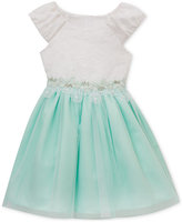 Rare Editions Lace-Bodice Special Occasion Dress, Toddler & Little Girls (2T-6X)