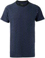 Rag & Bone classic striped T-shirt - men - Cotton - M