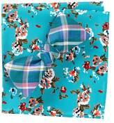 Original Penguin Derita Check Bow Tie & Pocket Square