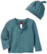 Tea Collection Davide Sweater Set (Baby Boy)