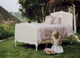 The Well Appointed House French Ancestry Dominique Bed-Available in Five Sizes