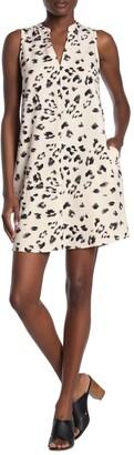 Lush Sleeveless Shift Dress