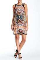 Custo Barcelona Chainlink Sequin Dress