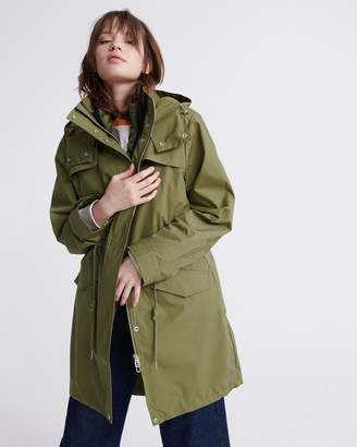 Superdry Essentials Parka Coat