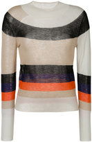 Henrik Vibskov LA Lovin print sweater - women - Wool - S