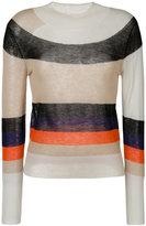 Henrik Vibskov LA Lovin print sweater