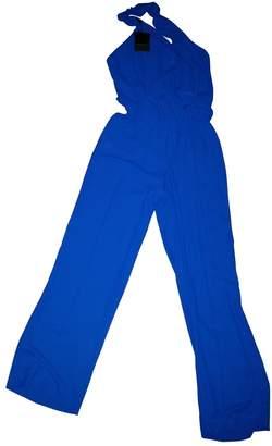 Hotel Particulier Blue Jumpsuit for Women