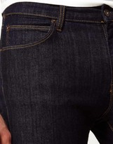 Asos Super Skinny Jeans In Indigo