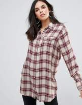 G Star G-Star Tacoma Long Check Shirt