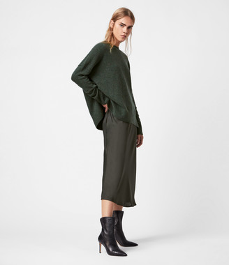 AllSaints Darla 2-In-1 Dress