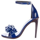 Tibi Rhys Patent Leather Sandals