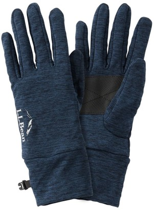 L.L. Bean Adventure Grid Fleece Liner Glove Men's