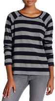 Michael Stars Long Sleeve Big Stripe Tee