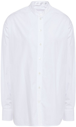 Victoria Beckham Cotton-poplin Shirt