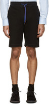 Paul Smith Black Contrast Drawstring Shorts