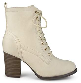 Brinley Co. Women's Birdie Combat Boot