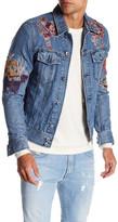 Diesel Jim Embroidered Denim Jacket
