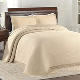 Lamont Limited Home Bedspread, Full, Ivory,Woven Jacquard