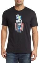 Robert Graham Men's Evil Nutcracker Graphic T-Shirt