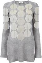 Aviu embellished ribbed jumper