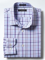 Banana Republic Grant Slim-Fit Non-Iron Gingham Shirt