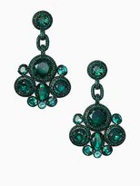 Kate Spade Absolute sparkle statement earrings