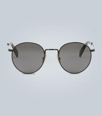Celine Rounded metal frame sunglasses