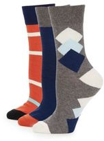 Drake General Store Five-Pack Patterned Socks Set
