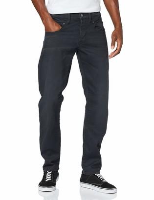 G Star Men's Radar Zip Straight Tapered Fit Jeans