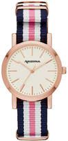Arizona Womens Pink Strap Watch-Fmdarz153