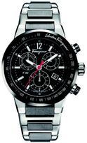 Salvatore Ferragamo F-80 Collection F55030014 Men's Titanium Quartz Watch