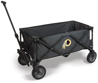 Picnic Time Washington Redskins Adventure Folding Utility Wagon