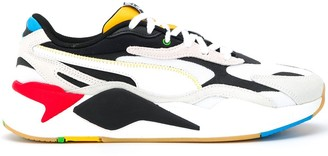 Puma RS-X panelled low-top sneakers