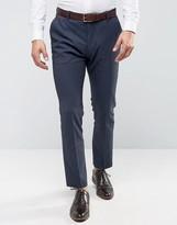 Selected Slim Suit Tuxedo Pants