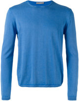 Cruciani crew neck sweater - men - Cotton - 46