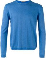 Cruciani crew neck sweater - men - Cotton - 52